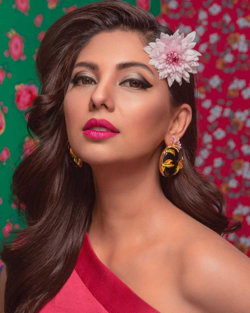 Sunita Marshall as Saba