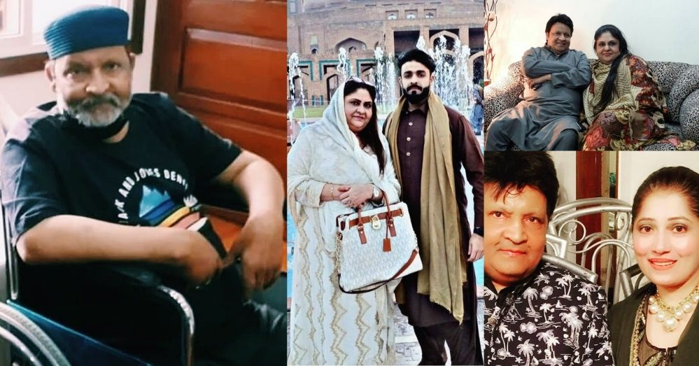 Umer Shareef Is Unwell - Latest Pictures