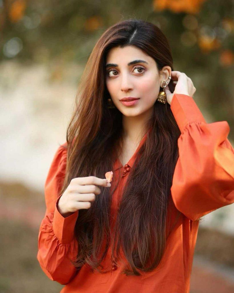 Urwa Hocane as Meher in drama amanat