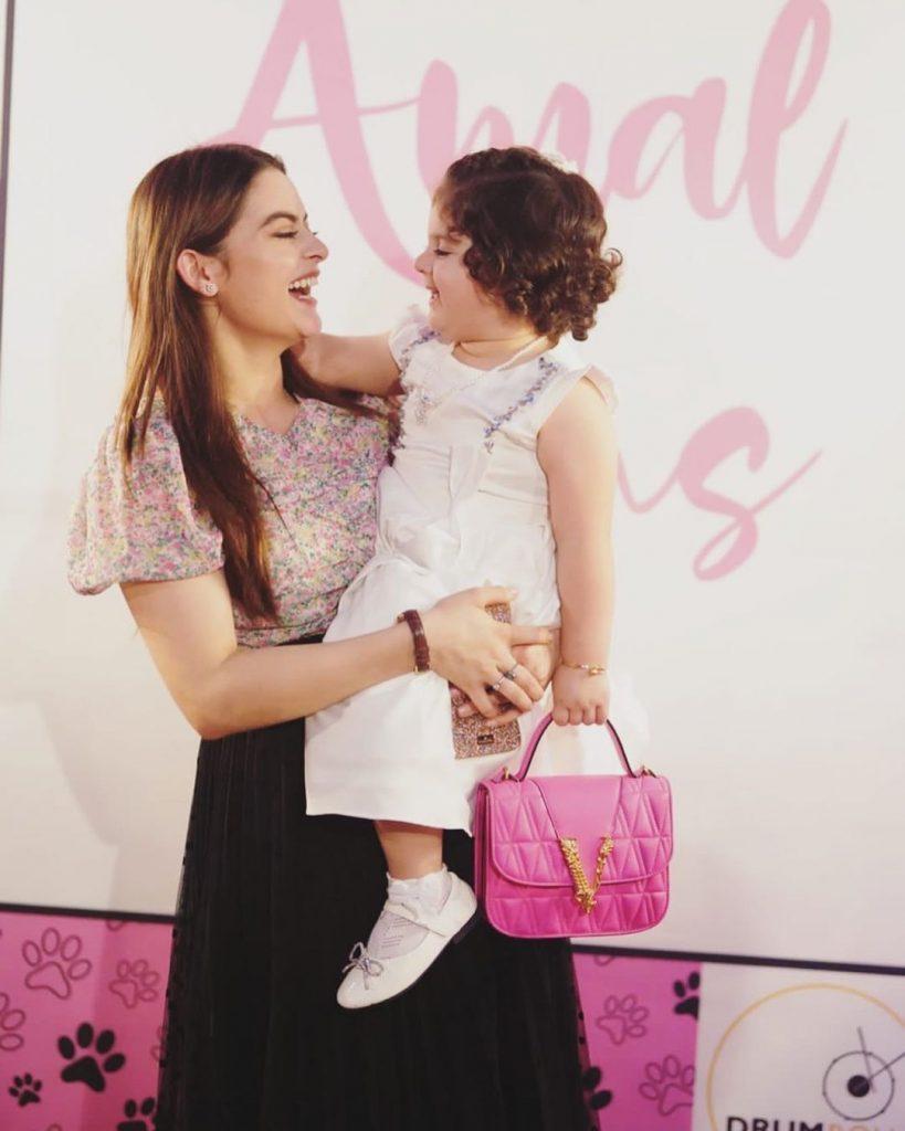 baby amal with her khala