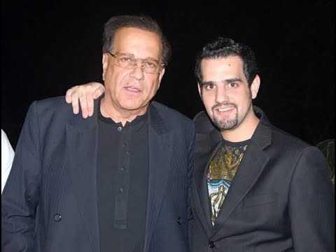 shahbaz taseer with his father salman taseer