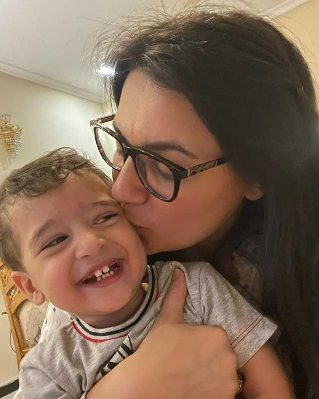 Sana Faysal-family-pictures (3)