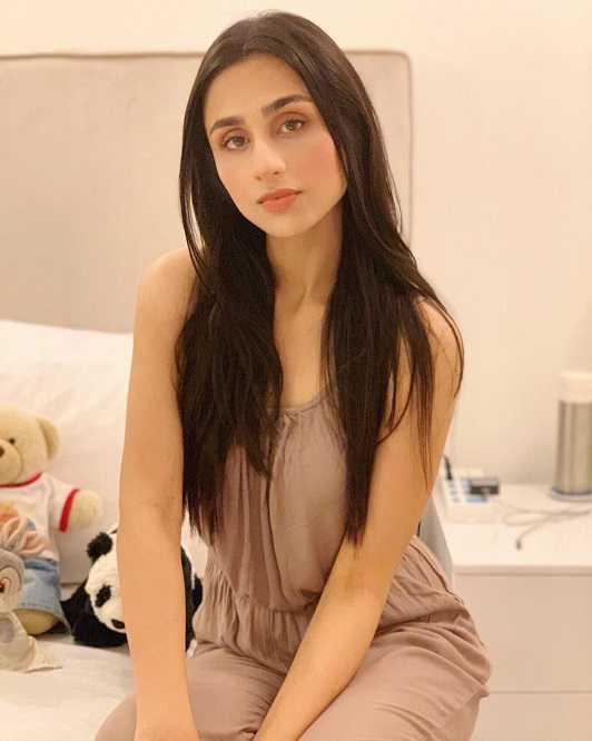 Actress Mashal Khan
