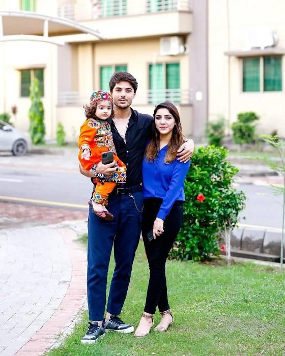 Family Photo of Shajia Niazi