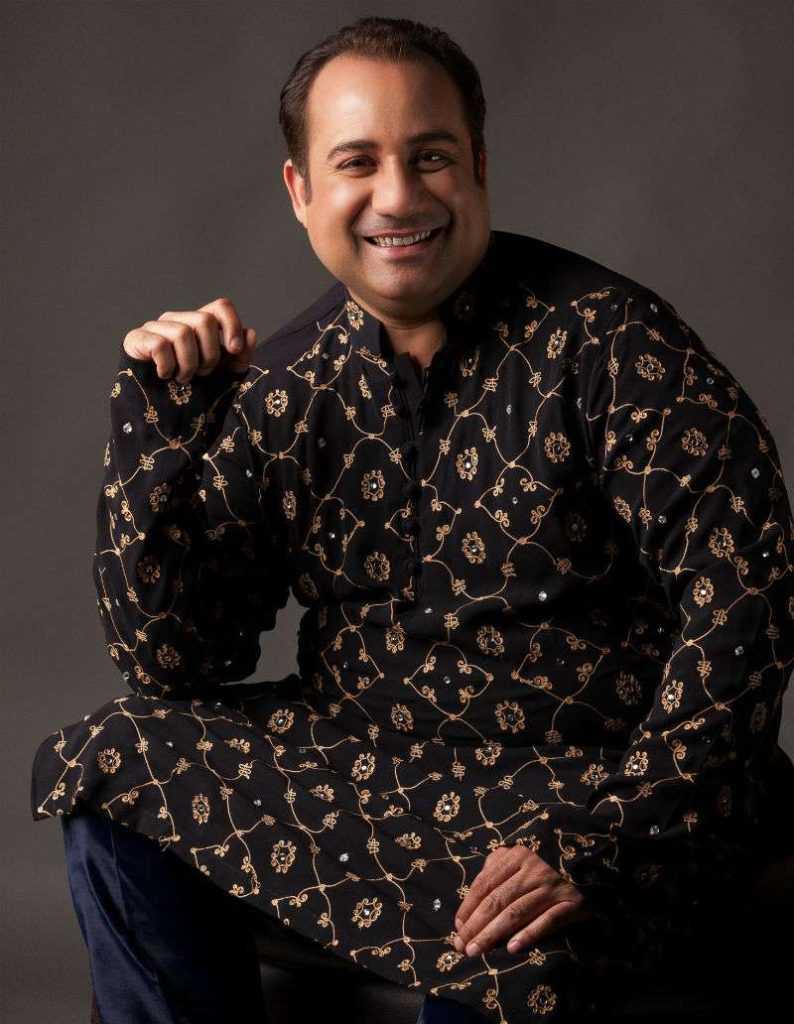 Singer Rahat Fateh Ali Khan